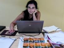 Esther Sáenz-Producción